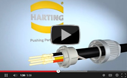 HARTING M12 Crimp